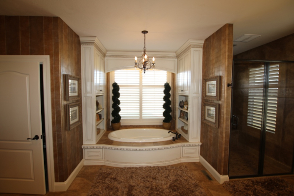 Magnificent Master Bath